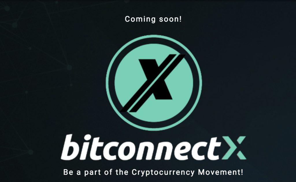 bitconnectx ico